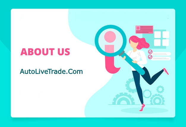 Story about AutoLiveTrade Company, Team and Products.